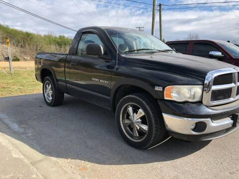 2005 Dodge Ram Pickup 1500 for sale at Wildcat Used Cars in Somerset KY