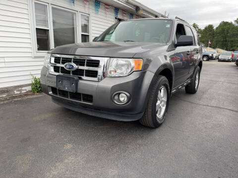 2012 Ford Escape for sale at Plaistow Auto Group in Plaistow NH