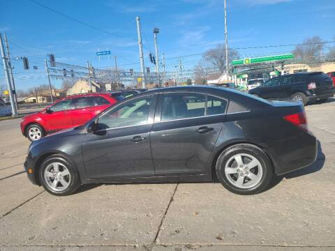 2016 Chevrolet Cruze Limited for sale at Bob Boruff Auto Sales in Kokomo IN