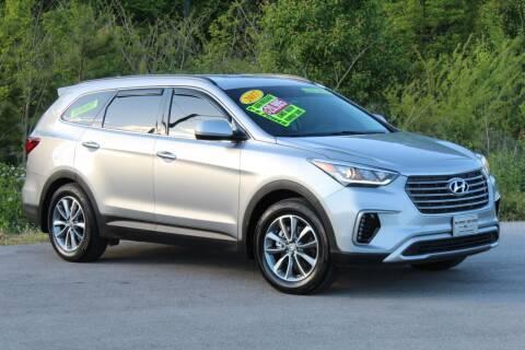 2017 Hyundai Santa Fe for sale at McMinn Motors Inc in Athens TN