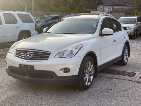 2008 Infiniti EX35 for sale at AMA Auto Sales LLC in Ringwood NJ