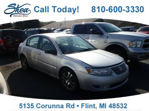 2005 Saturn Ion for sale at Erick's Used Car Factory in Flint MI