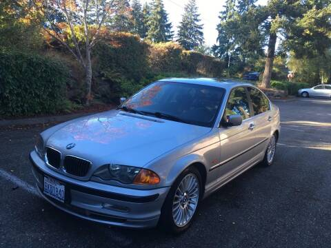 2001 BMW 3 Series for sale at Seattle Motorsports in Shoreline WA