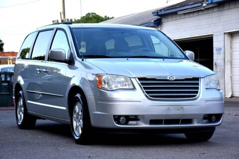 2010 Chrysler Town and Country for sale at Wheel Deal Auto Sales LLC in Norfolk VA