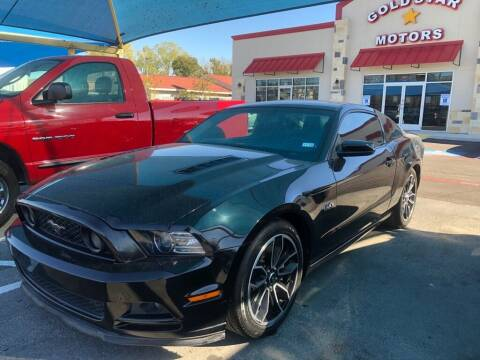 2014 Ford Mustang for sale at Gold Star Motors Inc. in San Antonio TX
