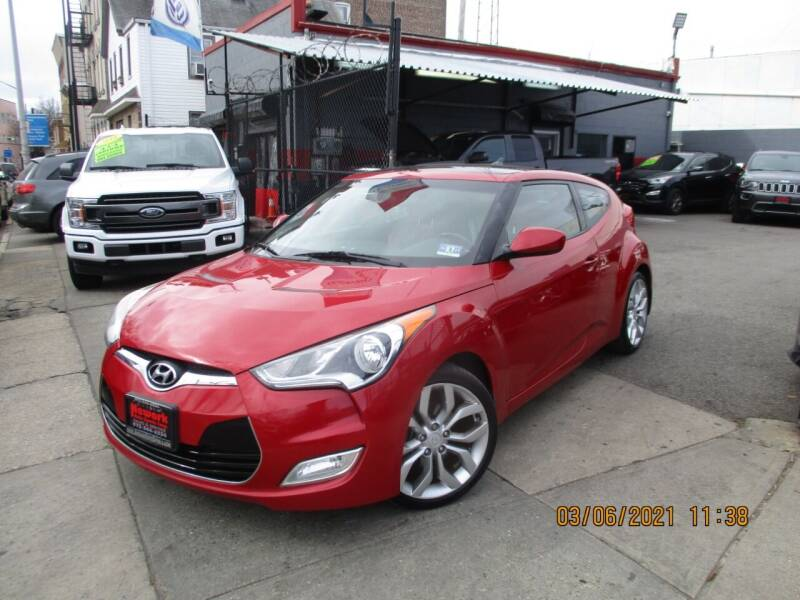 2013 Hyundai Veloster for sale at Newark Auto Sports Co. in Newark NJ
