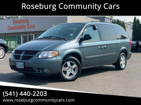 2005 Dodge Grand Caravan for sale at Roseburg Community Cars in Roseburg OR