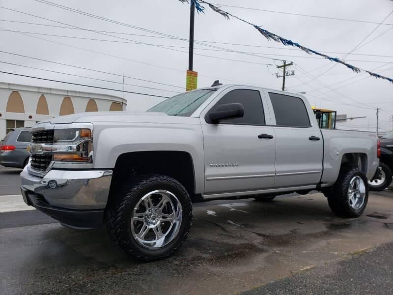 2017 Chevrolet Silverado 1500 for sale at Messick's Auto Sales in Salisbury MD