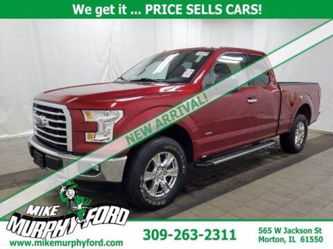 2016 Ford F-150 for sale at Mike Murphy Ford in Morton IL