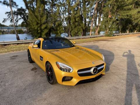 2016 Mercedes-Benz AMG GT for sale at Exclusive Impex Inc in Davie FL