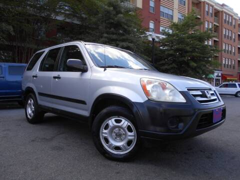 2005 Honda CR-V for sale at H & R Auto in Arlington VA