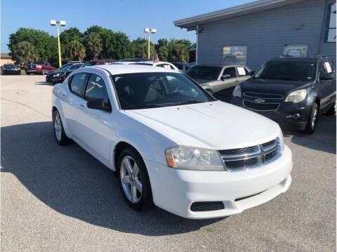 2013 Dodge Avenger for sale at My Value Car Sales in Venice FL