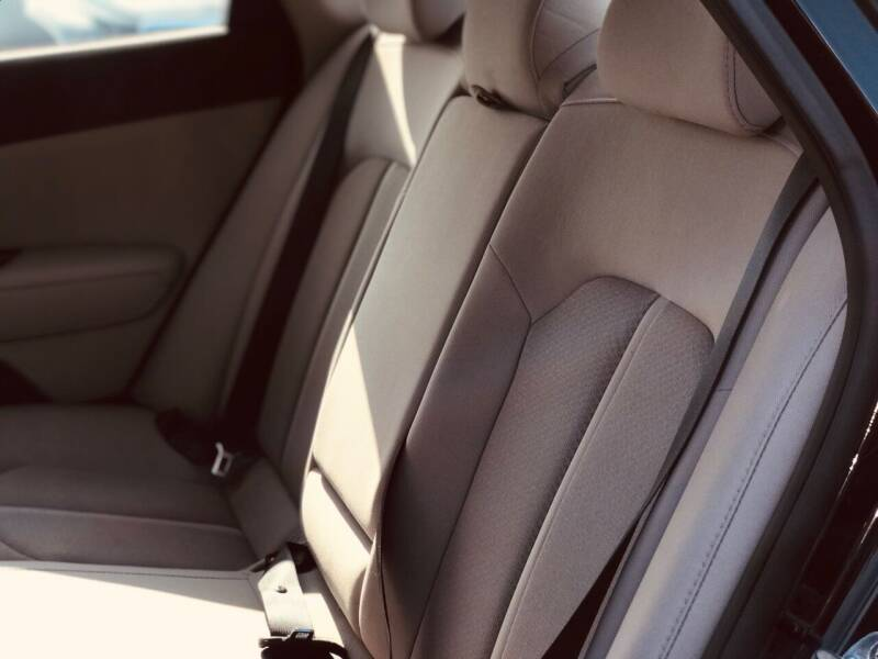 2016 Kia Optima LX 4dr Sedan - Morristown TN