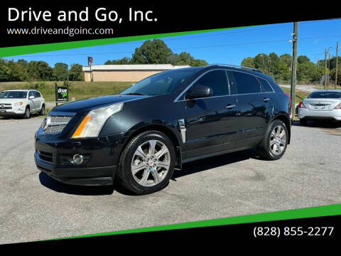 2012 Cadillac SRX for sale at Drive and Go, Inc. in Hickory NC