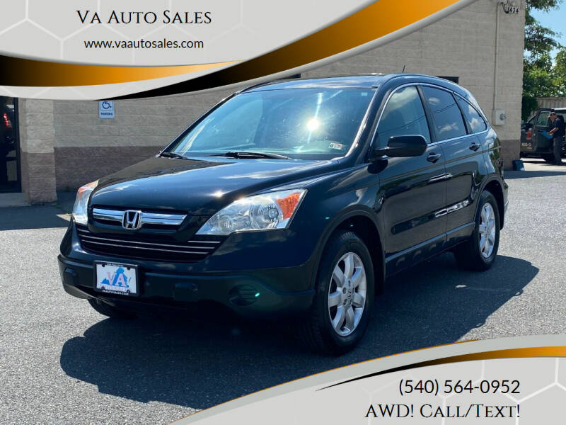 2007 Honda CR-V for sale at Va Auto Sales in Harrisonburg VA
