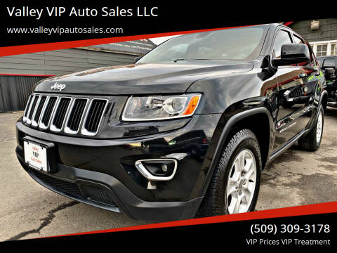 2014 Jeep Grand Cherokee for sale at Valley VIP Auto Sales LLC in Spokane Valley WA