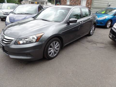 2011 Honda Accord for sale at CAR CORNER RETAIL SALES in Manchester CT