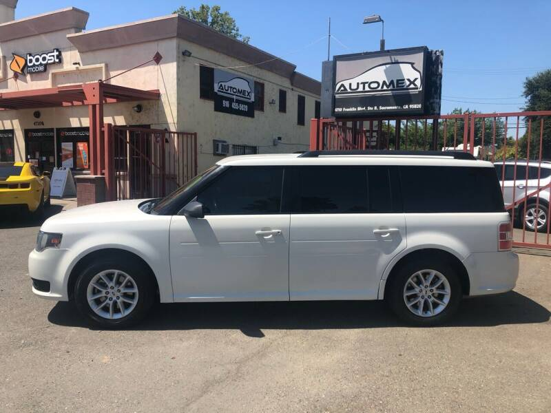 2014 Ford Flex for sale at AUTOMEX in Sacramento CA
