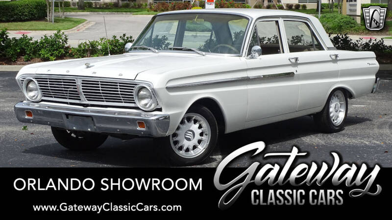 1965 Ford Falcon for sale in Lake Mary, FL