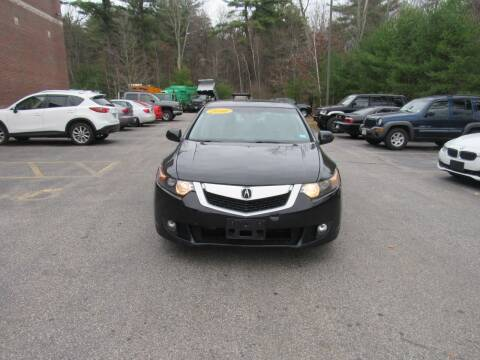 2010 Acura TSX for sale at Heritage Truck and Auto Inc. in Londonderry NH