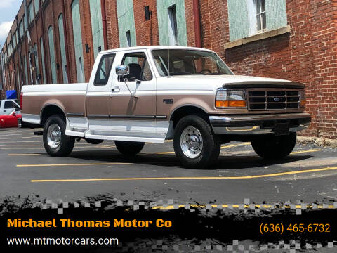 1997 Ford F-250 for sale at Michael Thomas Motor Co in Saint Charles MO