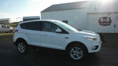 2017 Ford Escape for sale at B & B Sales 1 in Decorah IA