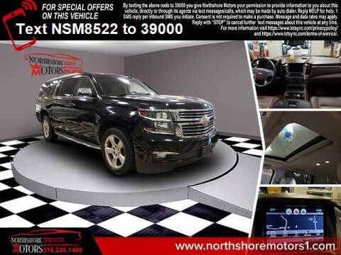 2015 Chevrolet Suburban for sale at Sunrise Auto Outlet in Amityville NY