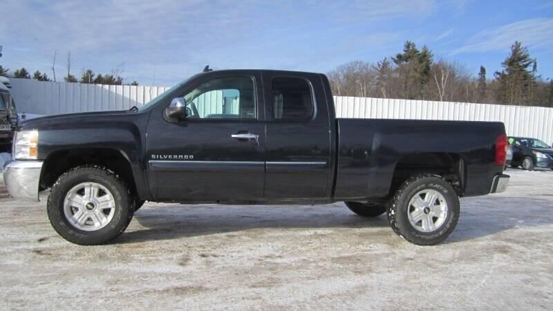 2013 Chevrolet Silverado 1500 for sale at Pepp Motors in Marquette MI