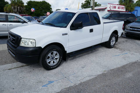 2007 Ford F-150 for sale at J Linn Motors in Clearwater FL