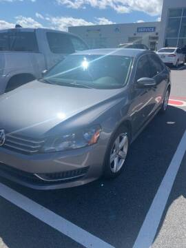 2014 Volkswagen Passat for sale at The Car Guy powered by Landers CDJR in Little Rock AR