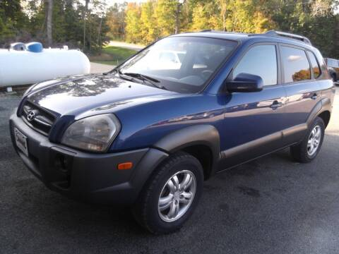2006 Hyundai Tucson for sale at Clucker's Auto in Westby WI