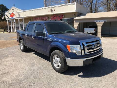 2010 Ford F-150 for sale at Townsend Auto Mart in Millington TN
