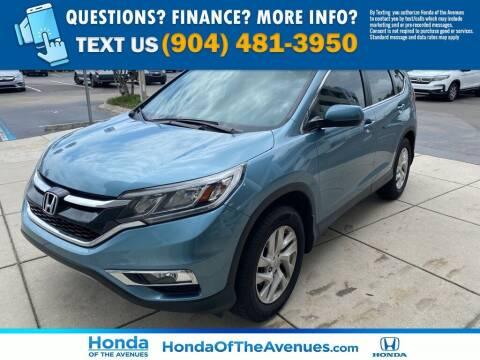 2016 Honda CR-V for sale at Honda of The Avenues in Jacksonville FL