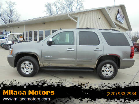 2009 Chevrolet Tahoe for sale at Milaca Motors in Milaca MN