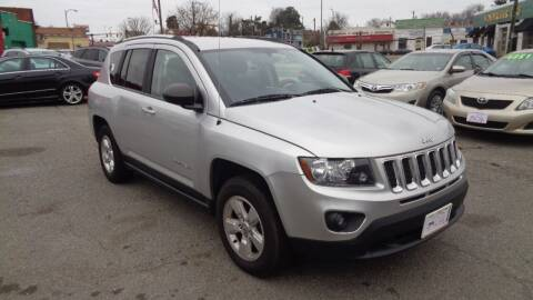 2013 Jeep Compass for sale at RVA MOTORS in Richmond VA