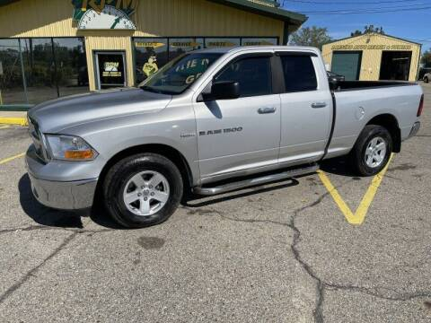 2011 RAM Ram Pickup 1500 for sale at RPM AUTO SALES in Lansing MI