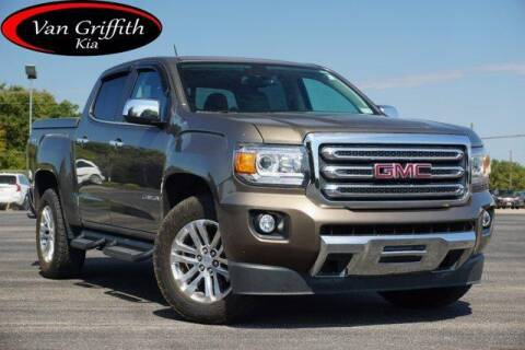 2016 GMC Canyon for sale at Van Griffith Kia Granbury in Granbury TX