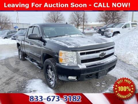 2008 Chevrolet Silverado 1500 for sale at Glenbrook Dodge Chrysler Jeep Ram and Fiat in Fort Wayne IN