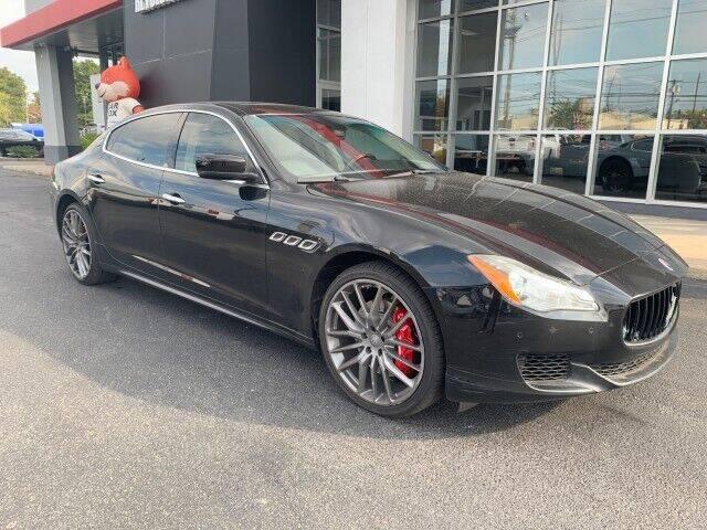 2014 Maserati Quattroporte for sale at Car Revolution in Maple Shade NJ