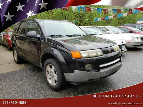 2004 Saturn Vue for sale at High Quality Auto Sales LLC in Bloomingdale NJ