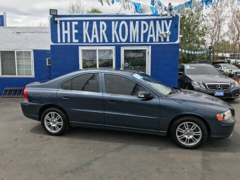 2008 Volvo S60 for sale at The Kar Kompany Inc. in Denver CO