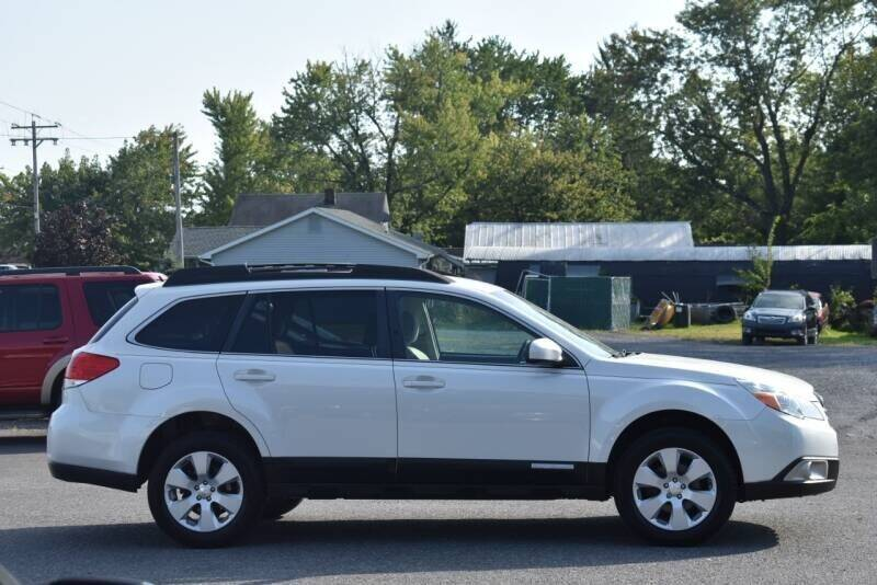 2011 Subaru Outback for sale at Broadway Motor Car Inc. in Rensselaer NY
