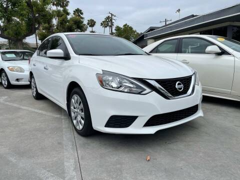 2016 Nissan Sentra for sale at My Next Auto in Anaheim CA