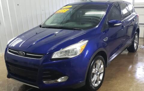 2013 Ford Escape for sale at COOPER AUTO SALES in Oneida TN
