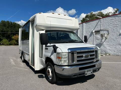 2014 Ford E-Series Chassis for sale at LUXURY AUTO MALL in Tampa FL