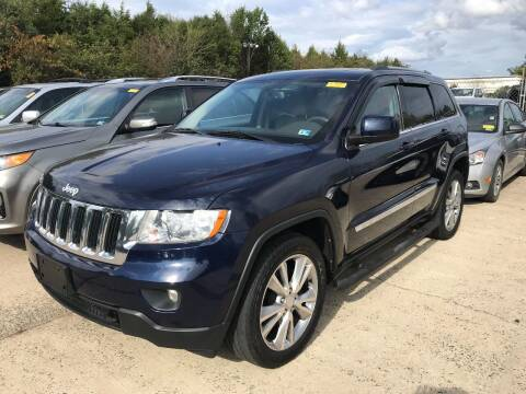 2012 Jeep Grand Cherokee for sale at D&S IMPORTS, LLC in Strasburg VA