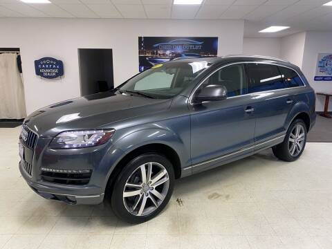 2015 Audi Q7 for sale at Used Car Outlet in Bloomington IL