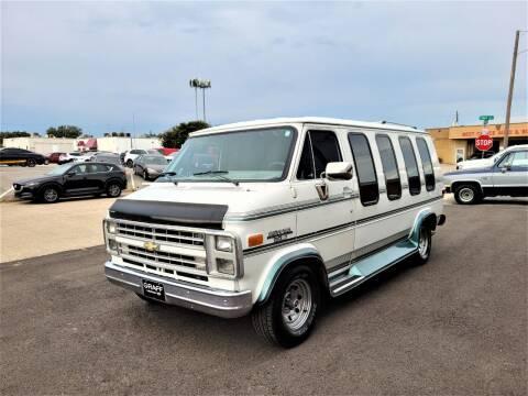 1991 Chevrolet Chevy Van for sale at Image Auto Sales in Dallas TX