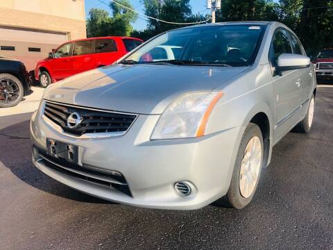 2010 Nissan Sentra for sale at Quality Auto Sales And Service Inc in Westchester IL