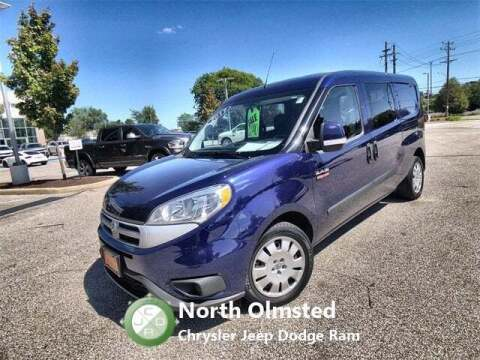 2017 RAM ProMaster City Cargo for sale at North Olmsted Chrysler Jeep Dodge Ram in North Olmsted OH